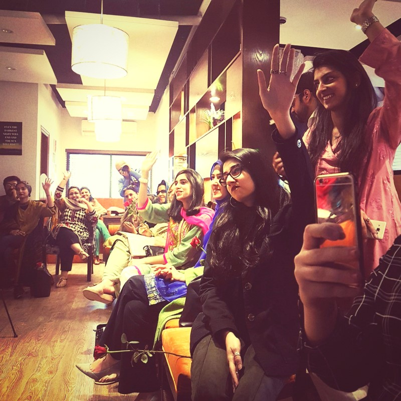WoWoman Officially Launches in Lahore With #SheBlogs Event - Brand Voice